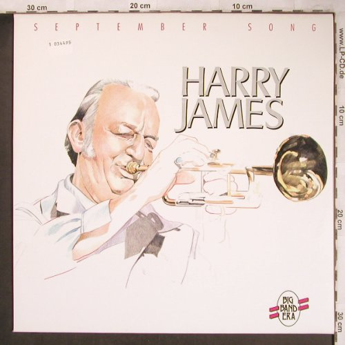 James,Harry: September Songs, Big Band Era(LP 20133), D,  - LP - X4749 - 5,00 Euro