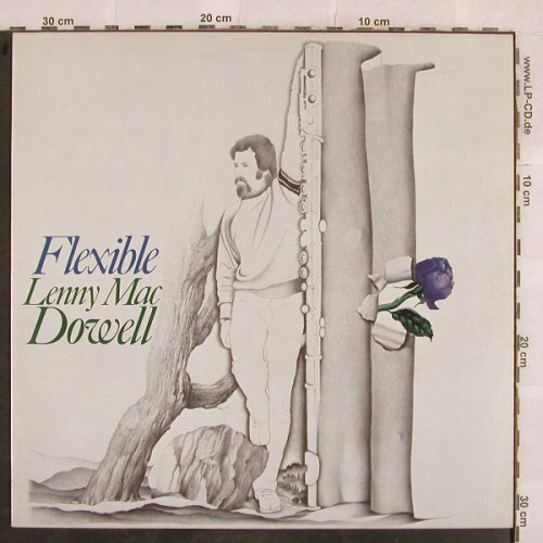 Mac Dowell,Lenny: Flexible, Harvest(064-45 736), D, 1979 - LP - X51 - 7,50 Euro