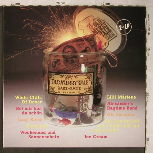 Old Merry Tale Jazzband: 25 Jahre , Foc, Intercord(INT 155.043), D,  - 2LP - X5519 - 7,50 Euro
