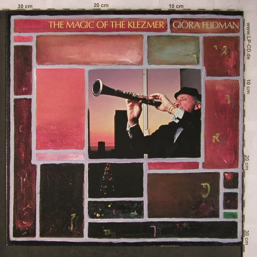 Feidman,Giora: The Magic of the Klezmer, Pläne(88 527), D, 1987 - LP - X5721 - 7,50 Euro