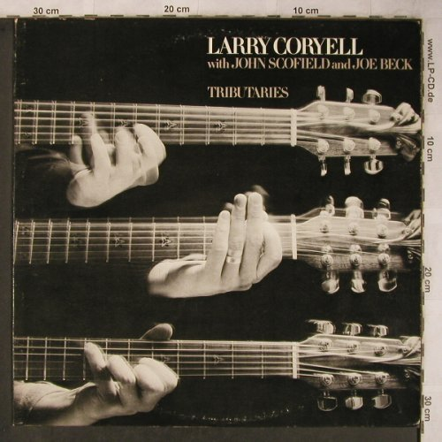 Coryell,Larry / Scofield / Joe Beck: Tributaries, Novus/Arista(AN 3017), US, 1979 - LP - X5770 - 9,00 Euro