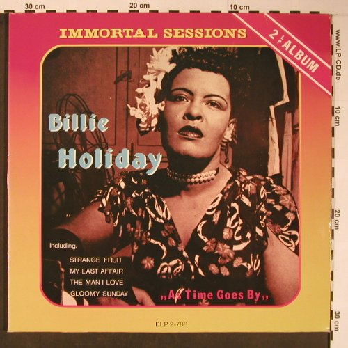 Holiday,Billy: Immortal Sessions, Ri, All Round Trading(DLP 2-788), DK,  - 2LP - X5896 - 7,50 Euro