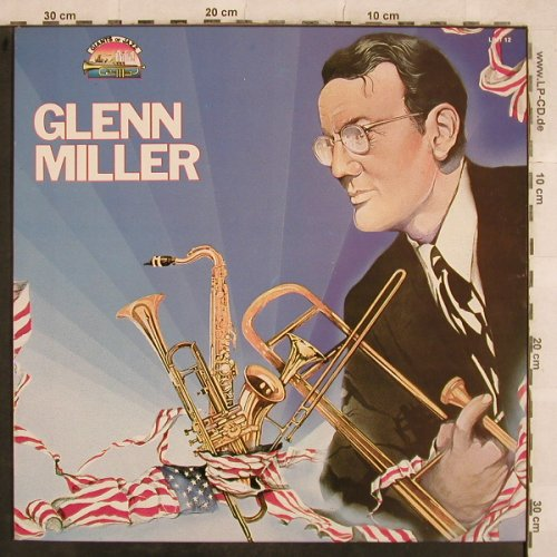 Miller,Glenn: Same, Giants Of Jazz(LPJT 12), I, 1984 - LP - X635 - 5,50 Euro
