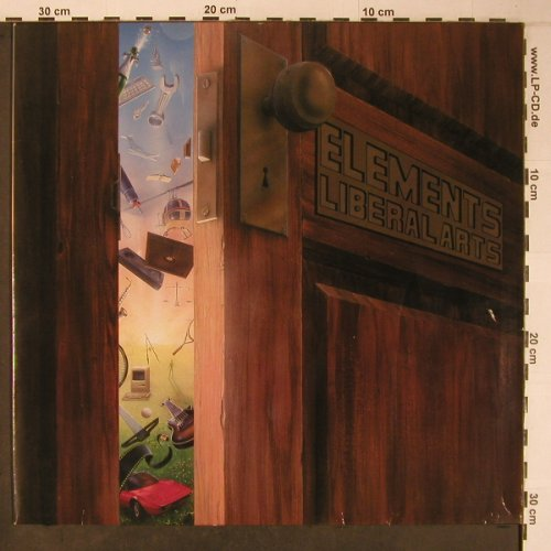 Elements: Liberal Arts, vg+/vg+, plays well, Novus /BMG(PL83058), D, 1989 - LP - X6401 - 9,00 Euro