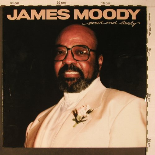 Moody,James: Sweet and Lovely, Novus/RCA/BMG(PL83063), D,like new, 1989 - LP - X6418 - 14,00 Euro