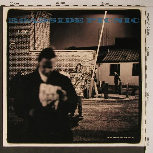 Roadside Picnic: For Mad Man Only!, Novus(PL74581), D,like new, 1990 - LP - X6588 - 14,00 Euro