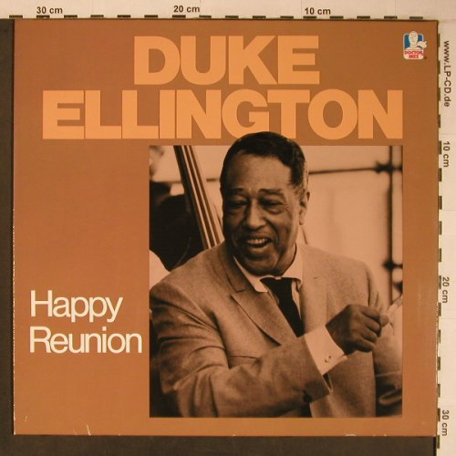 Ellington,Duke: Happy Reunion, like new, Doctor Jazz(ZL70970), D,Ri, 1985 - LP - X6611 - 18,00 Euro