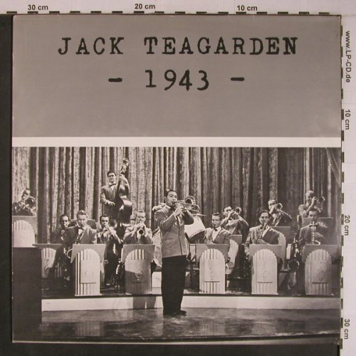 Teagarden,Jack: 1943-Whichita Falls,Tx Aug18.., Queen-Disc(Q-040), I, Ri, 1979 - LP - X6755 - 9,00 Euro