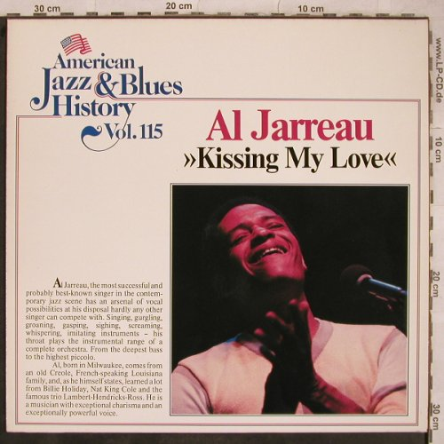 Jarreau,Al: Kissing My Love, Tobacco Road-Vol.115(B/2615), D,  - LP - X738 - 5,00 Euro