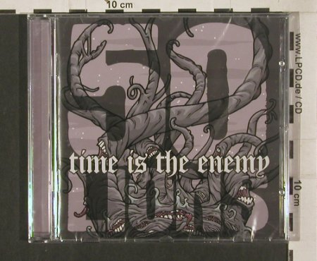 50 Lions: Time Is the Enemy, Swell Creek(SWSH 021), , 2008 - CD - 80084 - 7,50 Euro