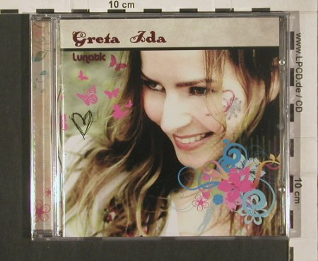 Ida,Greta: Lunatic, (Untoten) FS-New, BeautifulNoise(), EU, 2009 - CD - 80126 - 11,50 Euro