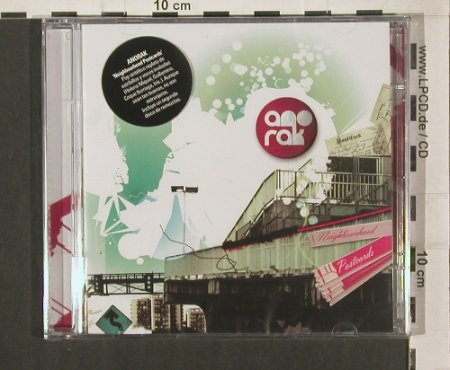 Anorak: Neighbourhood Postcards, FS-New, Rhonda Rec.(), , 2009 - 2CD - 80146 - 10,00 Euro