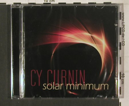 Cy Curnin: Solar Minimum, FS-New, Hypertension(HYP 9269), EU, 2009 - CD - 80155 - 10,00 Euro