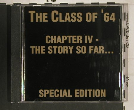 V.A.The Class of '64: Chapter IV, the story so far,sp.Ed., Holly Rec.(FABcd004), UK, 2001 - CD - 80182 - 7,50 Euro