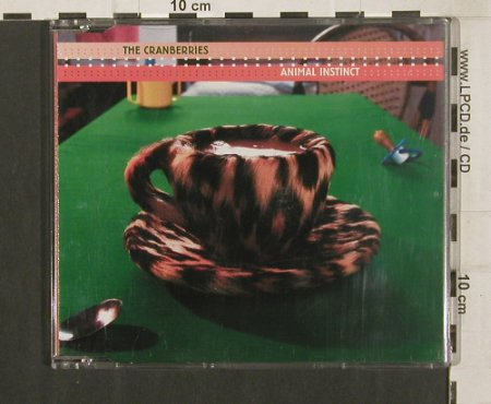 Cranberries: Animal Instinct+3, Island(), , 1999 - CD5inch - 80183 - 3,00 Euro