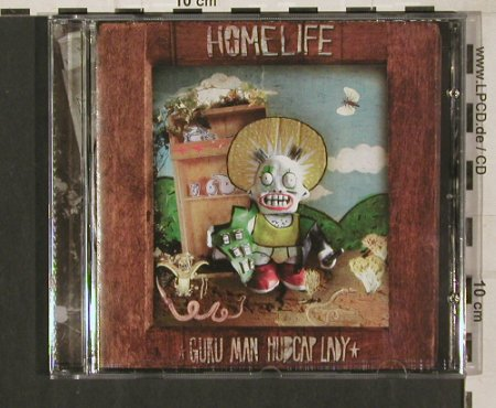 Homelife: Guru Man Hubcap Lady, Ninja Tune(ZEN 13), UK, 2004 - CD - 80227 - 7,50 Euro