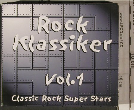 V.A.Rock Klassiker Vol.1: Classic Rock Super Stars, Box, FNM(35 007), , 2008 - 3CD - 80261 - 7,50 Euro