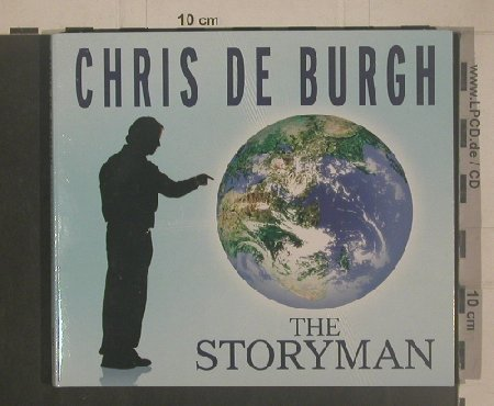 de Burgh,Chris: The Storyman, Digi, Edel(0174542ERE), D, 2006 - CD - 80409 - 7,50 Euro