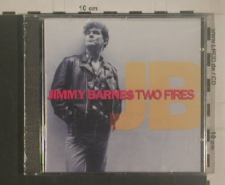Barnes,Jimmy: Two Fires, FS-New, Atlantic(7567-82141-2), D, 1990 - CD - 80412 - 10,00 Euro