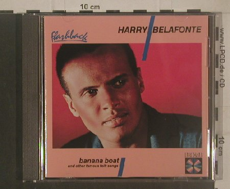 Belafonte,Harry: Banana Boat+Other Famous Folk, RCA(ND 90052), D, 1987 - CD - 80417 - 7,50 Euro