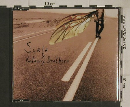 Scala & Kolacny Brothers: Engel+3+2xVideo, Fratelli/Pias(941.0125.379), , 2004 - CD5inch - 80508 - 5,00 Euro