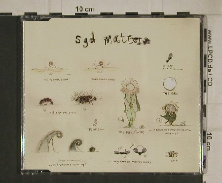 Syd Matters: Black & white eyes , 4 Tr., Third Side Rec.(), , 2003 - CD5inch - 80565 - 4,00 Euro