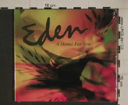 Eden: A Home for you, Digi, FS-New, Batterie(007), , 2010 - CD - 80604 - 5,00 Euro
