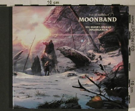 Moonband: Denavigation, Digi, co, Rockville(), , 2011 - CD - 80618 - 7,50 Euro