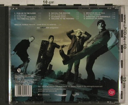 "Parlotones: Stardust Galaxies, FS-New, Solvereign(SOV 001-2), +CD5"", 2009 - CD - 80621 - 7,50 Euro"
