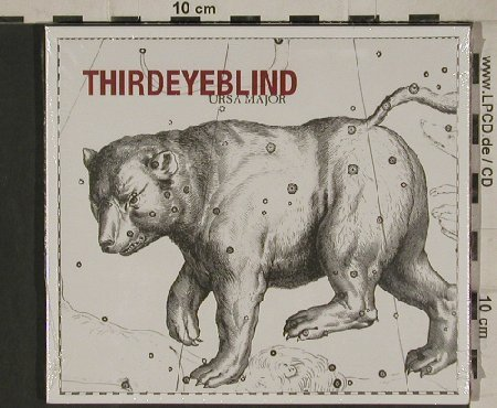 Third Eye Blind: Ursa Major, Digi, FS-New, Mega Collider Rec.(TEB01), , 2010 - CD - 80624 - 7,50 Euro