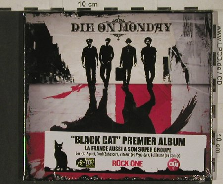 Die On Monday: Black Cat, Digi, FS-New, XIIIbisRec(70022640764), , 2010 - CD - 80627 - 5,00 Euro