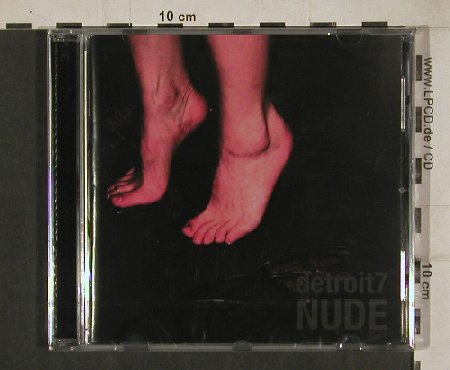 Detroit 7: Nude, Victor Entertainment(KAS008), , 2010 - CD - 80714 - 5,00 Euro