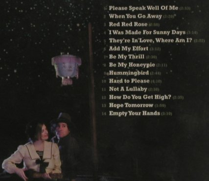 Weepies: Be My Thrill, FS-New, Nettwerk(3 08902), EU, 2010 - CD - 80717 - 10,00 Euro