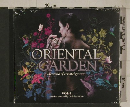 V.A.Oriental Garden Vol.8: Maria Pomianowska..Cosmic Orient, Lola's World(CLS0002352), , 2011 - 2CD - 80746 - 10,00 Euro