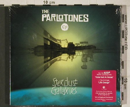 Parlotones: Stardust Galaxies, FS-New, Solvereign(SOV 004-2), , 2009 - 2CD - 80855 - 10,00 Euro