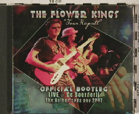 Flower Kings: Tour Kaputt, Live2007, Digi, FS-New, Reingold Rec.(CD006), , 2011 - 2CD - 80861 - 10,00 Euro
