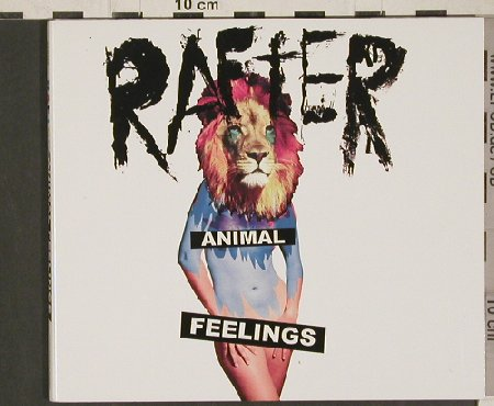 Rafter: Animal Feelings, Digi, Asthmatic Kitty(AKR069), , 2010 - CD - 80863 - 7,50 Euro