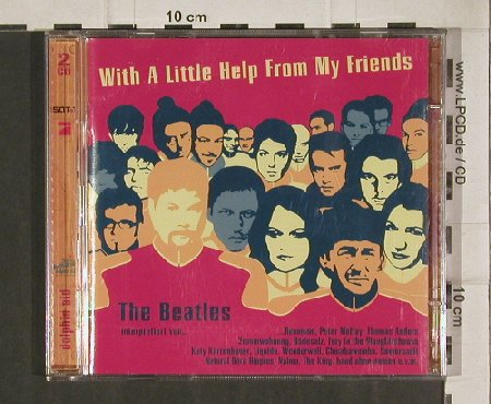 Beatles by V.A.: With a little Help my Friends, DolphinAid(508260 2), EU, 02 - 2CD - 80993 - 10,00 Euro