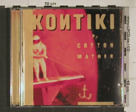 Cotton Mather: Project Kontiki, Rainbow Q(RQTZ 021), , 99 - CD - 80996 - 5,00 Euro