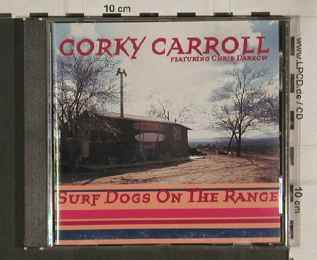 Carroll,Corky: Surf Dogs On The Range, 16 Tr., Gee-Dee(270125-2), D, 1995 - CD - 80997 - 7,50 Euro