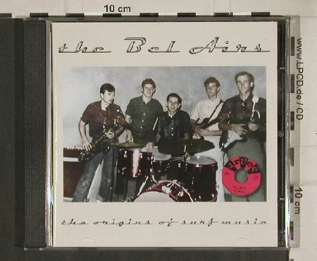 Bel Airs: Origins Of Surf Music, 26 Tr., Gee-Dee(270156-2), D, 2000 - CD - 80998 - 10,00 Euro