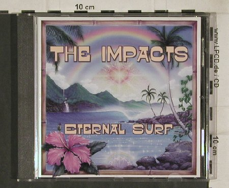 Impacts: Eternal Surf, 15 Tr., Gee-Dee(270126-2), D, 1997 - CD - 81021 - 10,00 Euro