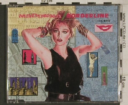 Madonna: Borderline*2+1, Sire(7599 20218-2), D, 1983 - CD5inch - 81051 - 15,00 Euro