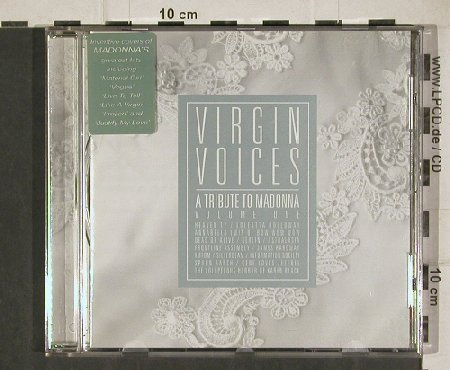 Madonna by V.A.: Virgin Voices-A Tribute To, Eagle(EAGCD099), D, 1999 - CD - 81137 - 10,00 Euro