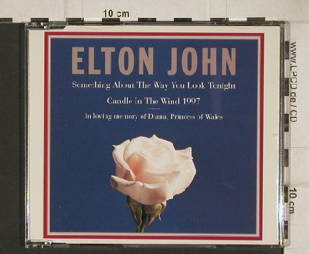 John,Elton: Something About t.Way You Look..+2, Rocket(PTCD1/568109-2), EU, 1997 - CD5inch - 81156 - 2,50 Euro