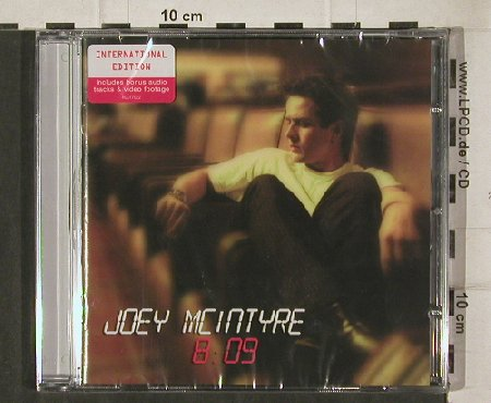 McIntyre,Joey: 8:09, international.Edition, FS-New, Artemis(Rcd17022), EU, 2004 - CD - 81200 - 11,50 Euro