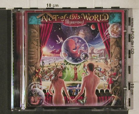 Pendragon: Not of this world, Pendragon Toff(PEND10cd), , 2001 - CD - 81235 - 10,00 Euro
