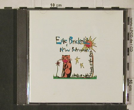 Brickell,Eddie+New Bohemian: Shooting Rubberbands At Stars, Geffen(924 192-2), D, 1988 - CD - 81275 - 7,50 Euro