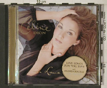Dion,Celine: The Collectors Series, Vol.1, Sony(500 995 2), A, 2000 - CD - 81339 - 5,00 Euro