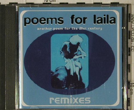 Poems For Laila Remix: Another Poem For 21st Century, Vielklang/EFA(03220-2), D, 1997 - CD - 81419 - 7,50 Euro